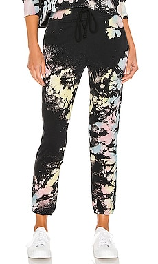 x REVOLVE Color Pop Tie Dye Jogger DAYDREAMER $92