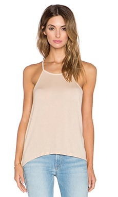 DAYDREAMER Date Night Tank in Toasted Almond