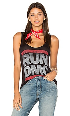 Run DMC Tank in Black