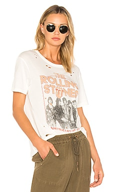 Rolling Stones Tour 72 Deconstructed Tee
