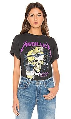 X REVOLVE Metallica Glitter Tee DAYDREAMER $87