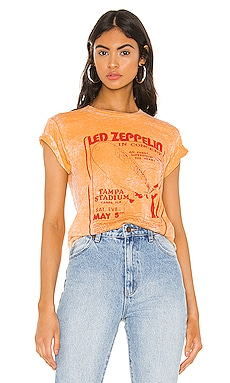 X REVOLVE Led Zeppelin Tee DAYDREAMER $42