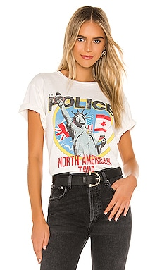 T-SHIRT GRAPHIQUE THE POLICE DAYDREAMER $66