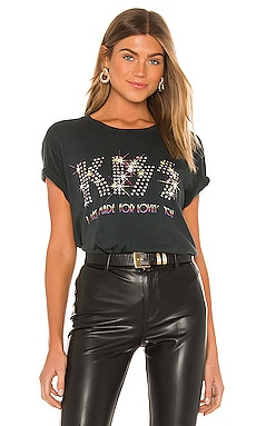 Kiss Tour Tee DAYDREAMER $84