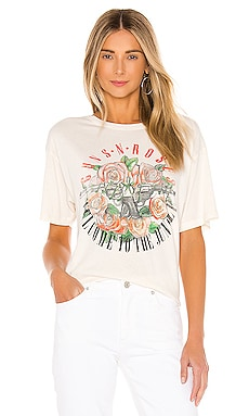 Guns N Roses Classic Boyfriend Tee DAYDREAMER $74 BEST SELLER