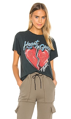 Blondie Heart Of Glass Tour Tee DAYDREAMER $69 BEST SELLER