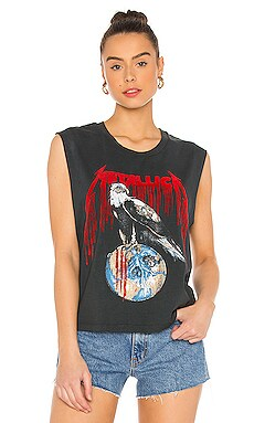 Metallica Eagle Rocker Muscle Tank DAYDREAMER $69
