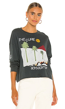 CAMISETA GRÁFICA THE CURE BOYS DON'T CRY DAYDREAMER $83