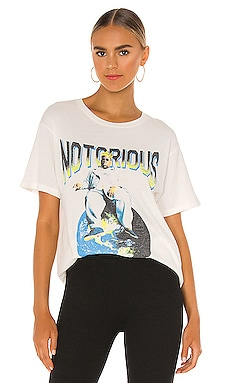 Notorious BIG Top Of The World Tee DAYDREAMER $63