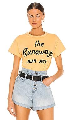Joan Jett Runaways Reverse Girlfriend Tee DAYDREAMER $49