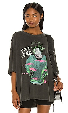 The Cure Beach Party Tour One Size Tee DAYDREAMER $78