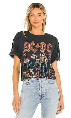 AC/DC Let There Be Rock Weekend Tee DAYDREAMER $74
