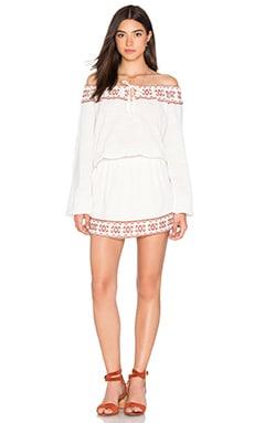 Deby Debo Ecume Dress in Off White
