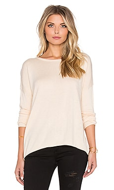 Haley Sweater in Cream