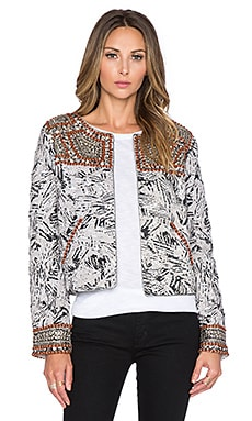 Deby Debo Djawan Jacket in Multi