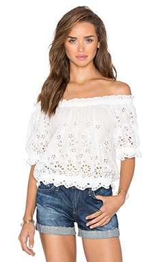 Deby Debo Mindy Top in Off White