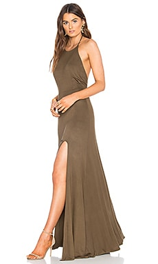 Nikki Dress in Olive