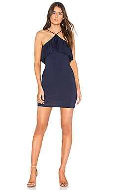 Lane Dress in Navy