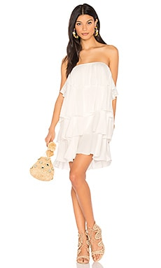 Rio Dress in White