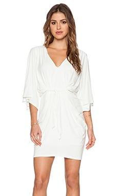 De Lacy Sienna Dress in White