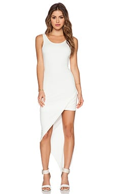 De Lacy Dawn Dress in White