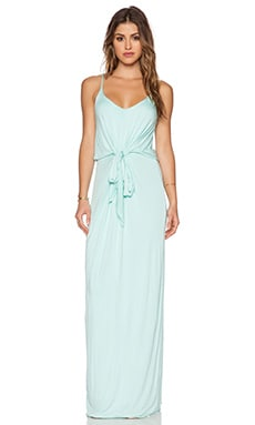 De Lacy Alexandra Maxi Dress in Honeydew