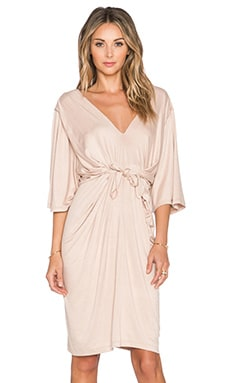 De Lacy Sienna Dress in Taupe