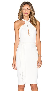 De Lacy Raquel Dress in White