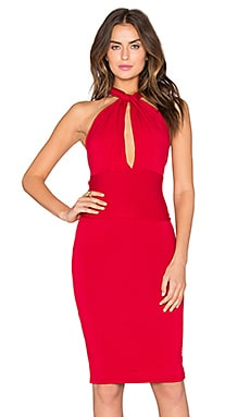 De Lacy Raquel Dress in Red