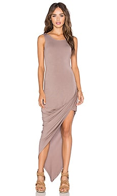 Dawn Dress in Taupe