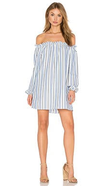 Ella Dress in Stripe