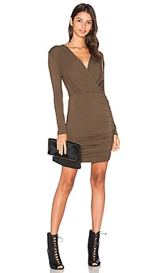 Kelsi Dress in Olive