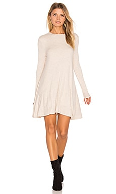 Tyler Dress in Oatmeal