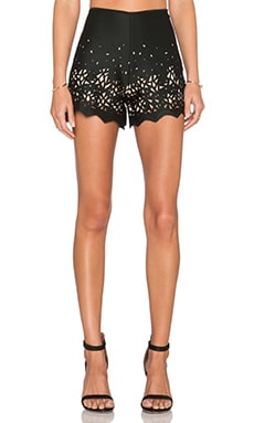 De Lacy Jessica Short in Black