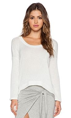 De Lacy Anne Sweater in White