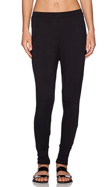 De Lacy Echo Pant in Black