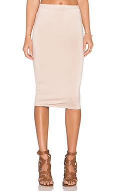 De Lacy Harlet Skirt in Taupe