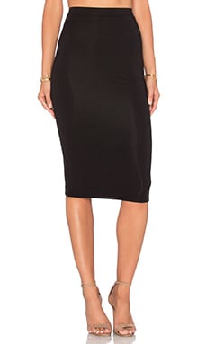 De Lacy Dakota Skirt in Black