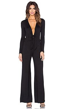 De Lacy Mason Jumpsuit in Black