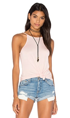 Alissa Tank in Washed Pink