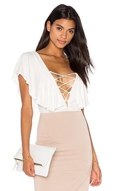 Lila Bodysuit in White