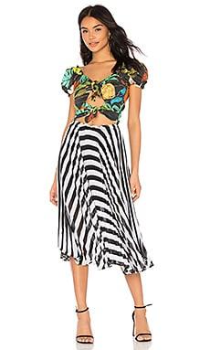 Купить Платье katy - DELFI черного цвета