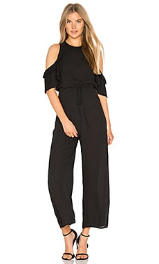 Evie Jumpsuit in Black