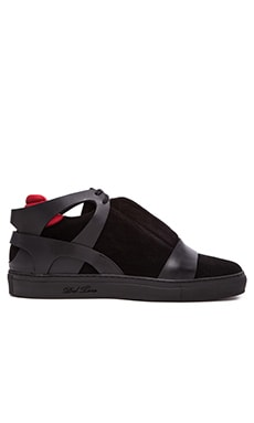 Del Toro x Erik Bjerkesjo Cross Trainer Sneaker in Black