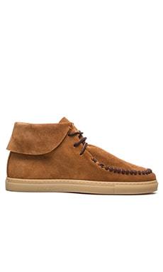 Del Toro Navajo Moccasins Sneaker in Cognac