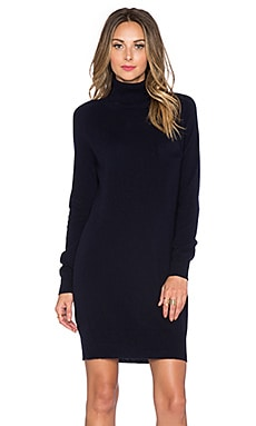 DemyLee Bianca Sweater Dress in Navy