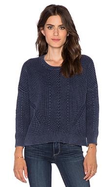 DemyLee Amber Sweater in Indigo