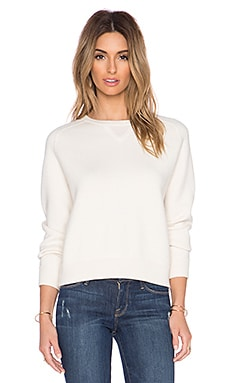 DemyLee Mallory Sweater in White