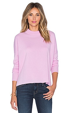 DemyLee Blair Sweater in Mauve Pink