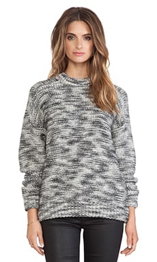 DemyLee Vincent Sweater in Black